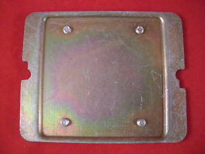 (2) Allen Bradley 1691-B1 Contact Mounting Plate B NEW
