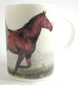 Border-Fine-Arts-Thoroughbred-Horses-Fine-China-Mug