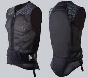 IceTools Evo Shield Men schwarz (Schutzweste) S bis XL