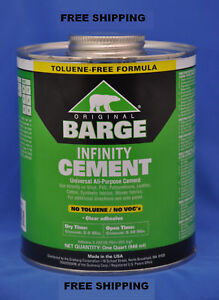barge infinity cement