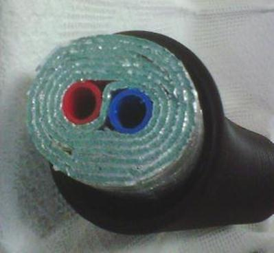 Underground Pipe Insulation Wrap Pipe Insulation