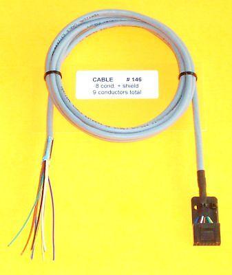 Cable 146 Motorola 16 Pin Radius Maxtrac Gm300 Repeater