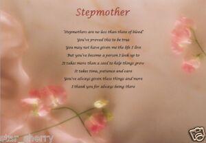 STEPMOTHER-STEPMUM-poem-Laminated-Gift