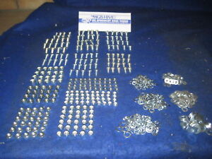 650 PIECE UNF NUT BOLT AND WASHER KIT CLASSIC CAR MG MINI TRIUMPH FORD AUSTIN
