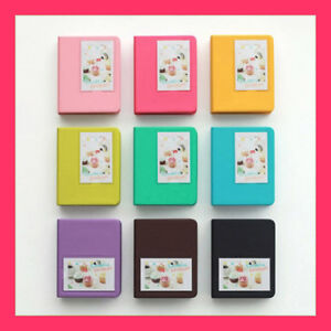 Polaroid-Photo-Album-for-Fuji-Instax-mini-Hot-pink