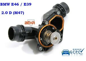 BMW E46 318d 01-05 , 320d  98-01 / E39 520d THERMOSTAT  00-03