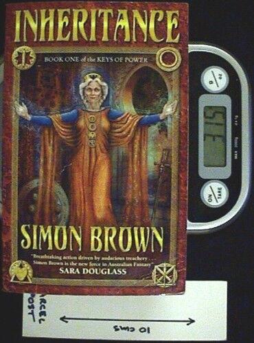 Inheritance - PB 1st Ed by Simon Brown