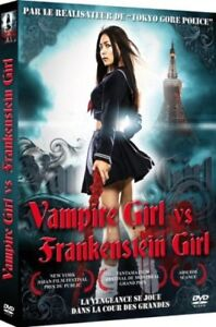 DVD FILM VAMPIRE GIRL VENTE DIRECTE EDITEUR NEUF