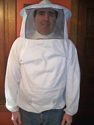 Beekeeping one piece Veil & Bee Suit, NEW! XL extra large