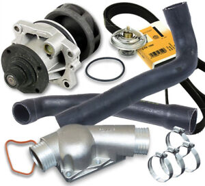 Bmw E36 Cooling Kit Water Pump Thermostat Hoses Seals Ebay