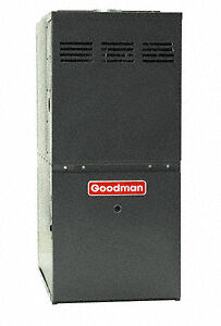 Goodman 80 Downflow Multi Speed Single Stage Gas Furnace