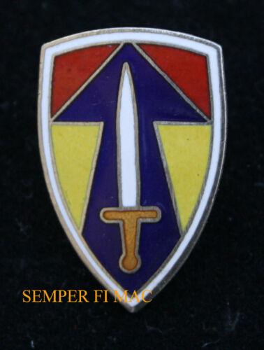 US USA Long Binh Vietnam Veteran Military Hat Lapel Pin