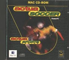 Football Region Free PC Video Games with Manual