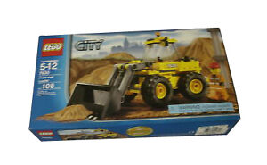 NEW Lego Town City Construction 7630 Front-End Loader Sealed