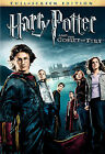 Harry Potter and the Goblet of Fire (DVD, 2006, Full Frame)