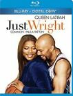 Just Wright (Blu-ray Disc, 2010, 2-Disc Set, Includes Digital Copy)