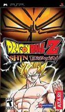 Jeux vidéo Dragonball pour Sony PSP sony