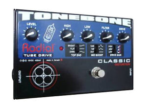 Radial Tonebone Classic Tube Distortion ...
