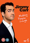 Jimmy Carr - Making People Laugh (DVD, 2010)