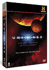 The Universe - Series 4 - Complete (DVD, 2010, 4-Disc Set)