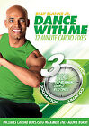 Billy Blanks Jr - Dance With Me - Cardio Fit (DVD, 2010)
