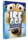 Ice Age 1-3 Collection (DVD, 2009, 3-Disc Set, Box Set)