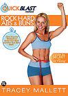 Tracey Mallett - Quickblast Method- Rock Hard Abs And Buns (DVD, 2009)