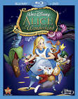 Alice in Wonderland (Blu-ray/DVD, 2011, 2-Disc Set, 60th Anniversary Edition)