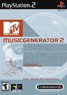 MTV Music Generator 2 (Sony PlayStation 2, 2001) - European Version