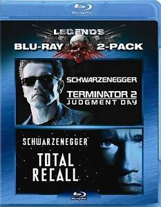 DVD Terminator 2 Judgment Day  Total Recall TwoPack Bluray Paul Verhoe - Alton, Illinois, United States - DVD Terminator 2 Judgment Day  Total Recall TwoPack Bluray Paul Verhoe - Alton, Illinois, United States