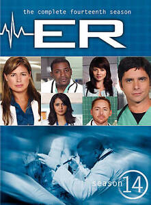 ER: The Complete Fourteenth Season (DVD,...
