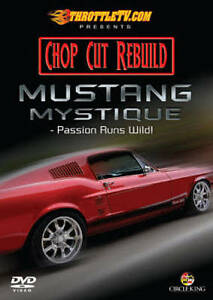 NEW-Chop-Cut-Rebuild-Mustang-Mystique-by-Artist-Not-Provided