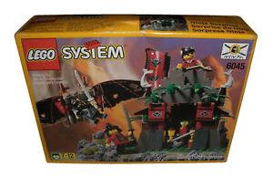 Lego Ninja Castillo 6045 Ninja sorpresa Nuevo Sellado