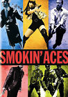 Smokin' Aces (DVD, 2007, Full Frame)