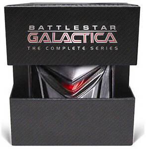 Battlestar Galactica - The Complete Seri...