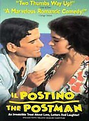 Philippe Noiret IL Postino DVD NEW NEW Region One Massimo Troisi