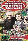 Stan Lees Mutants, Monsters and Marvels (DVD, 2002)
