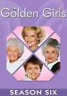 The Golden Girls - The Complete Sixth Season (DVD, 2006, 3-Disc Set) (DVD, 2006)