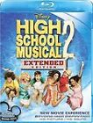 High School Musical 2 (Blu-ray Disc, 2007, Extended Edition)