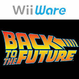 Details about back to the future nintendo wii complete rare game