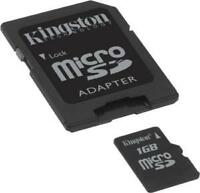 Using the Micro SD to Normal SD adapter Converter