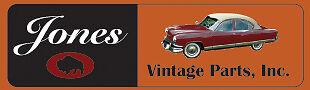 Jones Vintage Parts