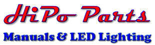 HiPoParts Manuals and LED Lighting