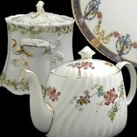 Discovering & Collecting New and Vintage Porcelain