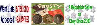Frosty's Coins