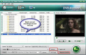 How to Convert DVD to HD H.264?