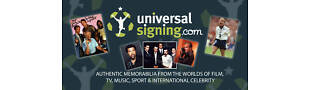 we are UNIVERSAL SIGNING