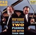 Two Pianos Are Better Than One von Schickele,Mester,Parker (1994)