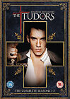 The Tudors - Series 1-3 - Complete (DVD, 2009, 9-Disc Set, Box Set)