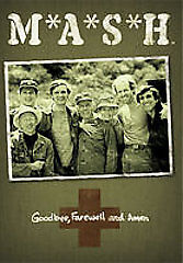MASH Goodbye Farewell & Amen DVD Final TV Episode 6-hrs of Extras M*A*S*H* New
